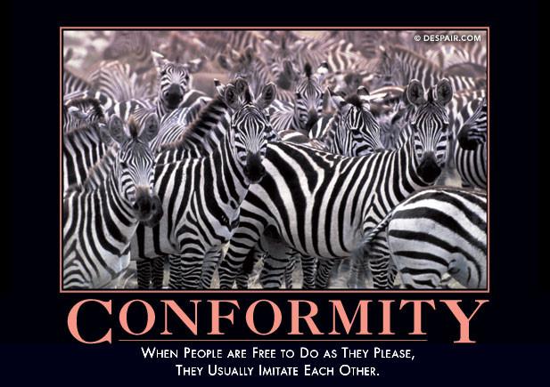 conformitydemotivator