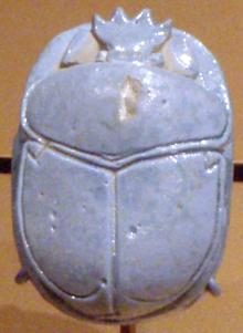 220px-amunhotepiiiandqueentiye-marriagescarab_brooklynmuseum